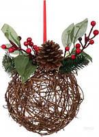 Новогодний декоративный шар