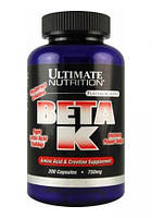 Креатин Ultimate Nutrition BETA K (200 caps)