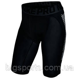 Шорты компрессионные муж. Nike Mens Pro Dri-fit Compression Shorts (арт. 727059-010)