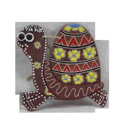 Сувенир керамический «Черепашка»
