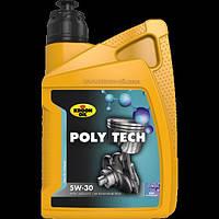 Масло моторное Kroon Oil Poly Tech 5W-30 1л KL 32578 (KL 32578)