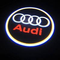 Подсветка при открытии дверей Audi (Ауди)
