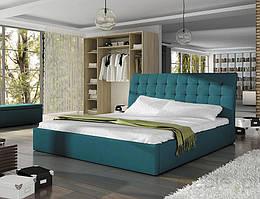 Кровать двуспальная обита TERASSO 160х200