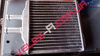 Радиатор печки Chevrolet Lacetti алюминиевый  Van Wezel