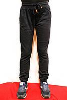 Котоновые брюки для мальчиков на флисе с манжетами. Cинего цвета от 4-12лет (116-152см) Фирма-Niebieski