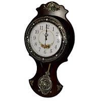 Часы настенные с маятником 34-1