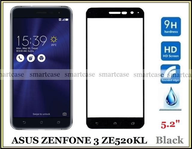 Asus Zenfone 3 Ze520KL купити скло чорне