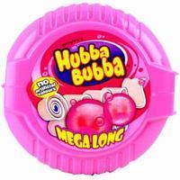 Жувальна гумка Hubba Bubba Fancy Fruit у стрічці, 56 р.