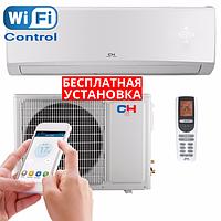 Инверторный кондиционер Cooper&Hunter CH-S24FTXE WiFi