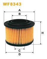 Фильтр топлива газовый оборудование BRC WF8343/PM999/3 (производитель WIX-Filtron) WF8343