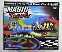 Гоночный Трек светящийся - Magic Tracks 165 деталей, фото 1