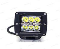 Дополнительные светодиодные фары ближнего света  15-30W