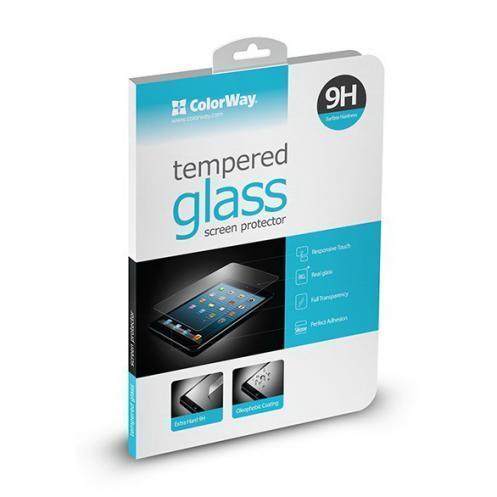 Защитное стекло для Samsung Galaxy Tab A 7' (T285), 0.33 мм, 2,5D, Col