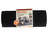 Посудомоечный коврик повышенной впитываемости (черный) Smart Microfiber|Оригинаяльная продукция из Швеции