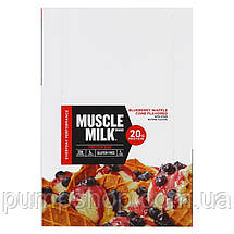 Протеїновий батончик Muscle Milk Protein Bar 64 г, фото 2