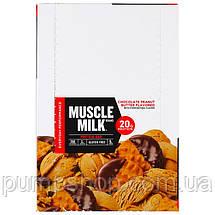Протеїновий батончик Muscle Milk Protein Bar 64 г, фото 3