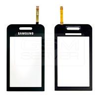 Сенсорная панель Samsung S5233 TV black оригинальный