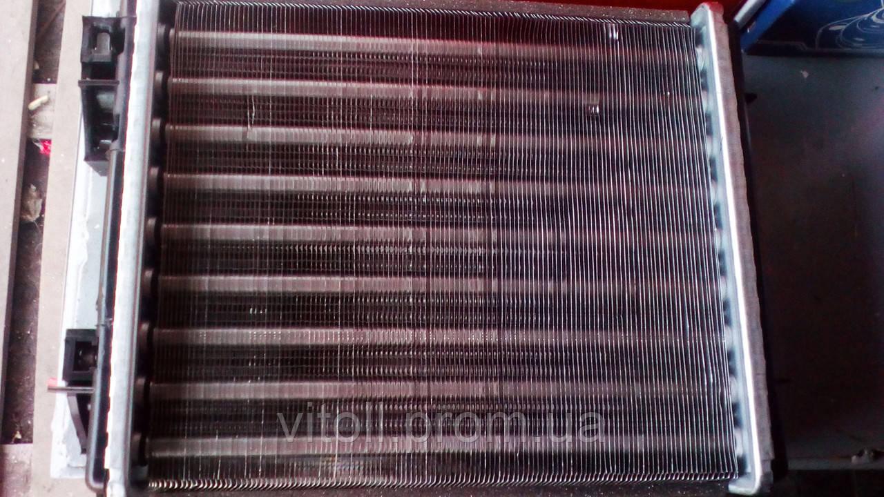 Радиатор отопителя печки Ваз 2101 2102 2103 2104 2105 2106 2107 2121 21213 21214 Нива 1111 Ока Лузар (алюм.)