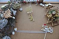 Новогоднее украшение сказочный ключ, фото 1