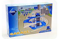 Игровой набор «Большой гараж Wader» 50420, фото 1