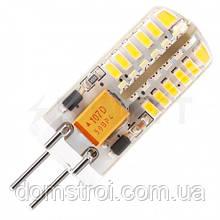 Светодиодная лампа Biom G4-2W-2835-12 пластик