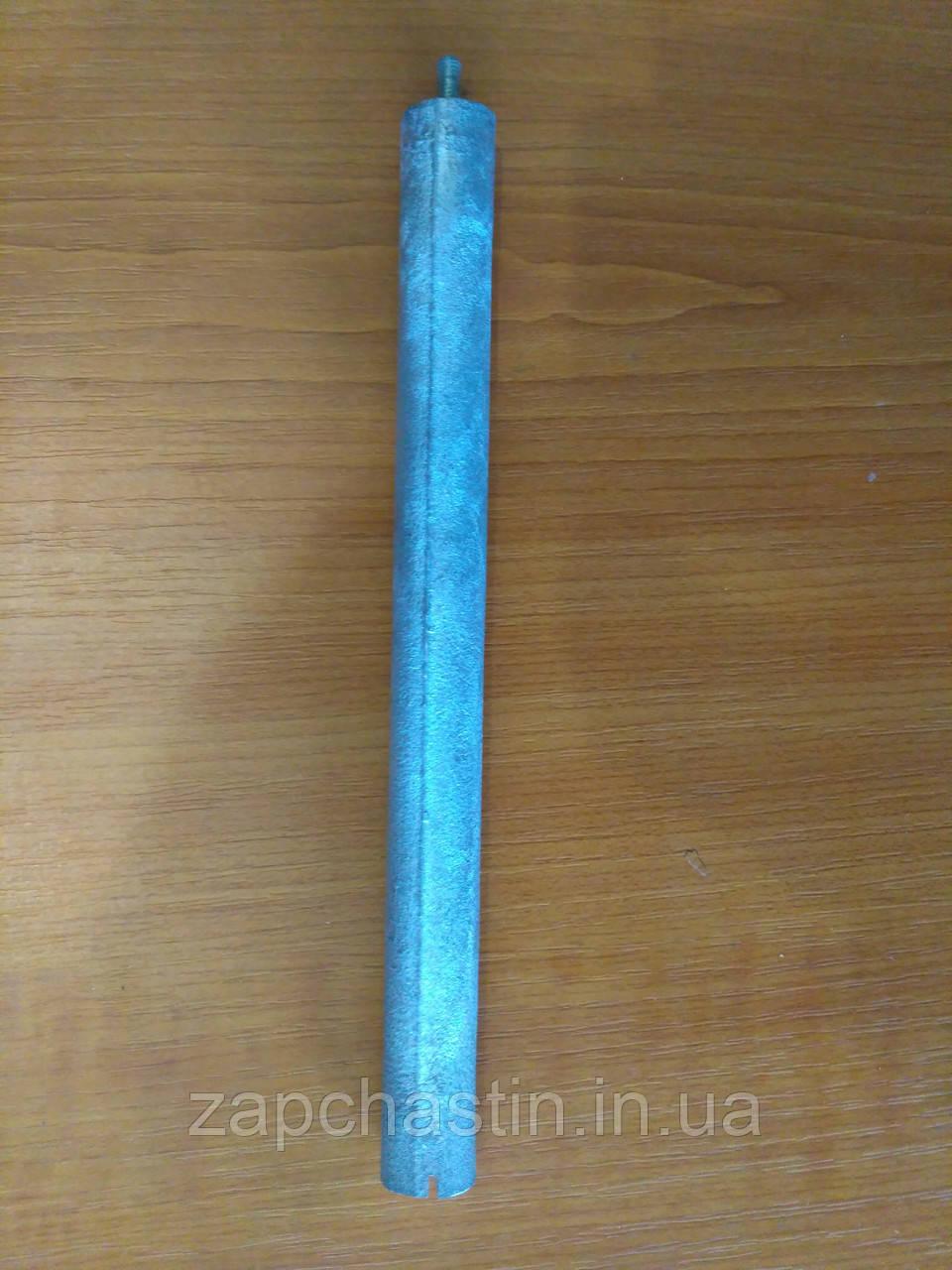 Анод магнієвий Італія М6, L-200, ніжка коротка