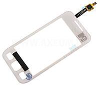 Сенсорная пленка + стекло Samsung S5250/S5750 White оригинальный
