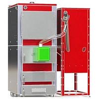 Котел с автоподачей Protech ТТ - 30 кВт Smart MW с пеллетной горелкой и бункером 1куб.