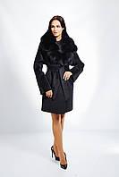 Пальто зимнее  альпака 1512 NATISO