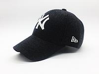 Теплые бейсболки кепки NEW YORK