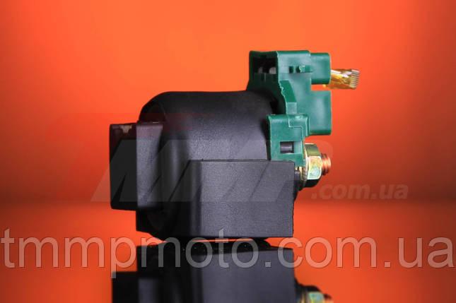 Реле стартера MINSK усиленное с предохранителем  TMMP, фото 2