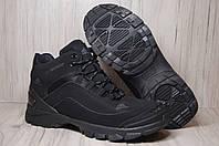 Высокие зимние кроссовки Adidas climaproof