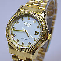 Женские механические часы с автоподзаводом Слава