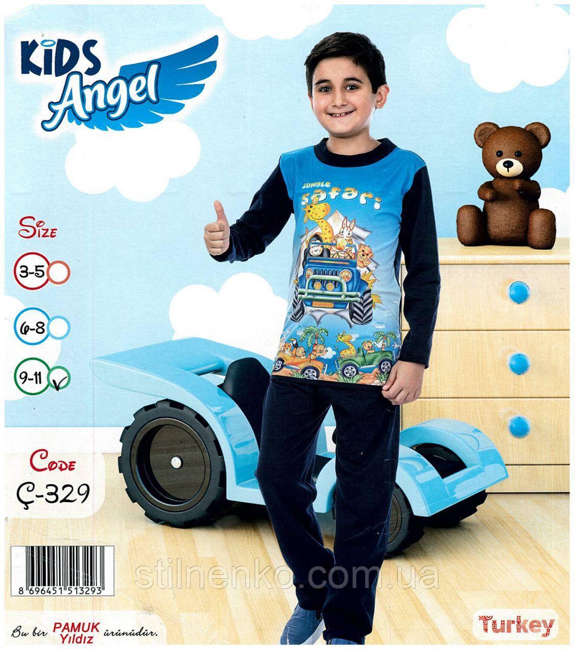 """Детская пижама """"Kids Angel"""",Турция,3-11 лет"""