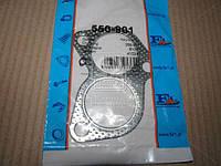 Прокладка глушителя VOLVO (производитель Fischer) 550-901