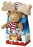 Новогодний набор сладостей Kinder Maxi Mix с мягкой игрушкой, 133 г., фото 5