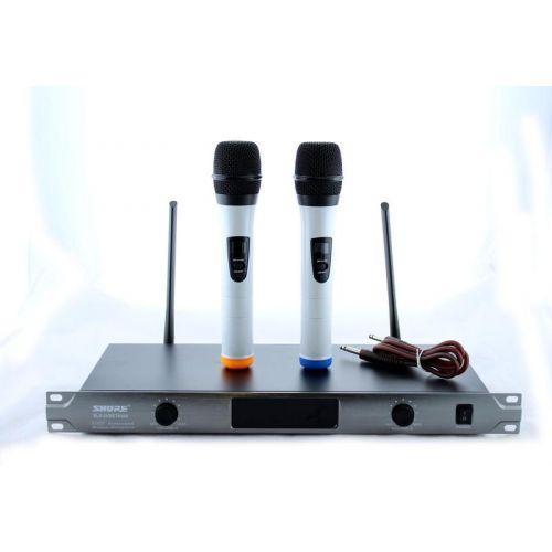 Радиосистема DM BLX 58 SHURE 2 беспроводных микрофона