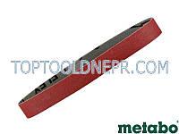 Лента для шифмашины по трубам METABO 40х760 P180, 626301000