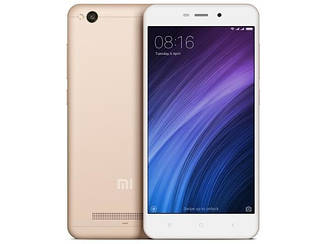 Смартфон Xiaomi Redmi 4A 2/16GB (Gold)