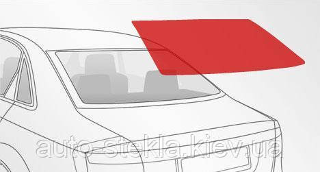 Заднее стекло ( заднє скло )    BMW X5 ВН 2000-2006  СТ ЗАДН ТЗЛ+АНТ+УО