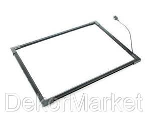 Светодиодная led доска 60х40 см., прозрачная, фото 2