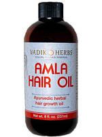 Масло амлы Вадик Хербс 237мл Amla Hair Oil Vadik Herbs. Для укрепления и роста волос.