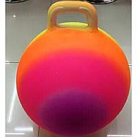 Мяч для фитнеса ND106 ассорти, гири, 55см