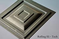 Металлическая филенка 280х280х1,5мм