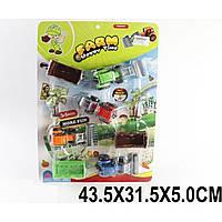 Набор тракторов 868-B22 с аксесс., на планшетке 43,5*31,5*5см