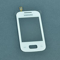 Тачскрин Samsung S5300 White оригинальный