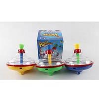 Детская развивающая игрушка Юла same toy 850-3ut peg-top в коробке