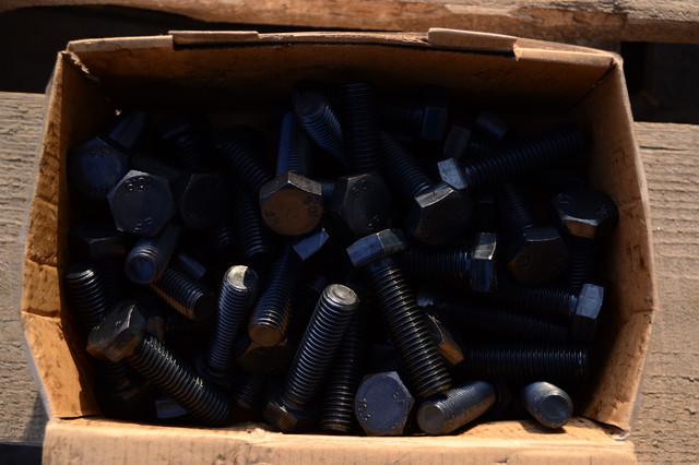 Болт шестигранный М16 класс прочности 10.9 DIN 933 купить
