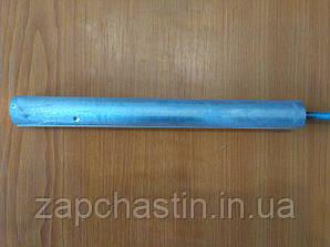 Анод магнієвий Україна М6, L-200, ніжка коротка