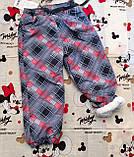 Штани на махре дівчинка 2-5 років Туреччина, фото 2